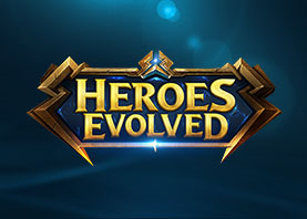 Heroes Evolved logo