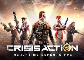 Crisis Action logo