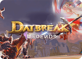 Daybreak Legends logo