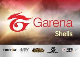 Garena Shells Cambodia