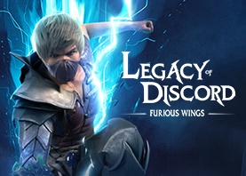 Legacy of Discords logo