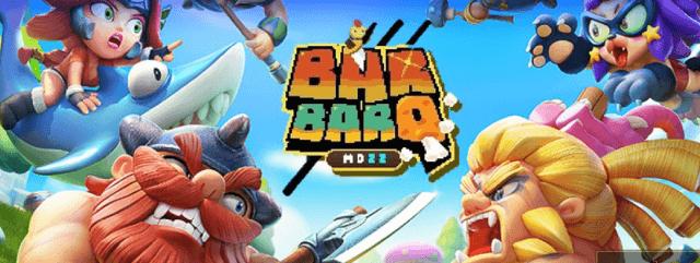 BarBarQ logo