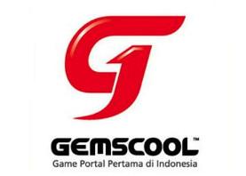 Gemscool G-cash logo