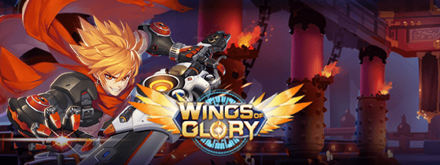 Wings of Glory logo