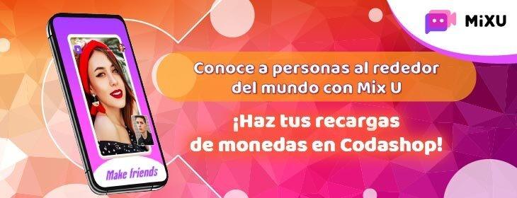 Mixu Product Launch on Codashop Mexico