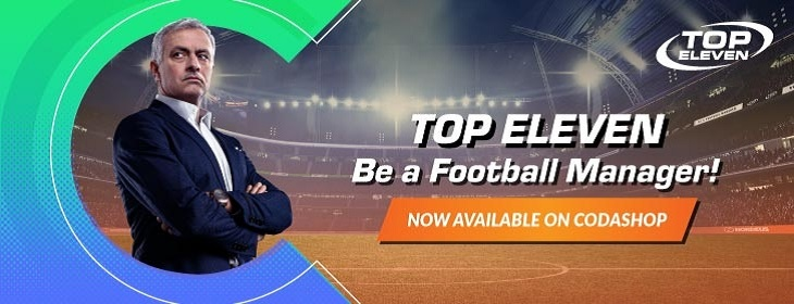 Top Eleven Product Launch on Codashop South Africa