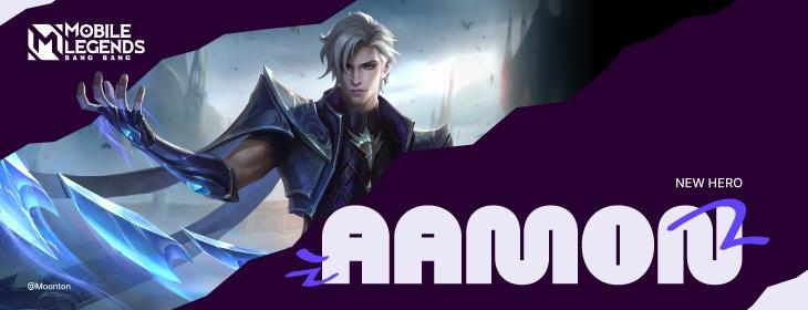 MLBB Aamon Release on Codashop Laos