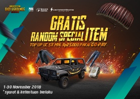 PUBG_GOPAY_SPECIAL product image